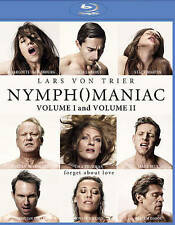 Nymphomanic Volume I and Volume II [Blu-ray 2014] a film by Lars Von Trier