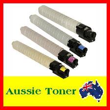 4x COMP Toner Cartridge for Lanier MP C2000 C2500 C3000 MPC2000 MPC2500