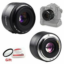 Yongnuo 35mm F2 lens Wide-angle Large Aperture Fixed Auto Focus Lens For Canon