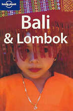 Bali and Lombok (Lonely Planet Regional Guides) By Philip Goad, Lisa Steer-Guer