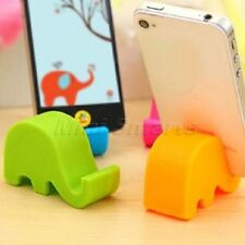 Universal Lovely Elephant Stand Mount Holder Cute Support for iPhone 6 Chopstick