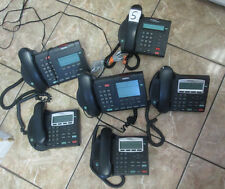 Lot of 6 Nortel Networks NTMN31BB70 Office Phones M3902 M3903 (L786939)