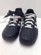 Skechers Womens Size 6 Hiking Trail Work Shoes Running Leather EUR 38 Black 6
