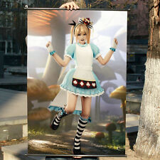 Dead Or Alive Xtreme3 Marie Rose Alice Poster Wall Painting Murals Scroll 60*90
