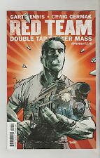 DYNAMITE COMICS RED TEAM DOUBLE TAP CENTER MASS #8 MARCH 2017 1ST PRINT NM