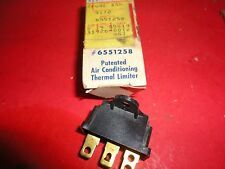 NOS-OEM GM Thermal Limiter Chevy Cadillac Buick Olds Part #6551258