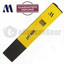 Milwaukee PH600 Digital pH Meter/Tester/Pocket/Pen Pool/Pond Water - METER ONLY