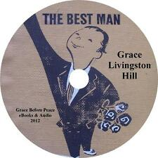 The Best Man, Romantic Comedy Audiobook by Grace Livingston Hill on 6 Audio CDs