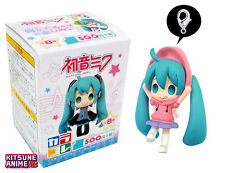Vocaloid Hatsune Miku Color Colle Hoodie Figure Phone Charm Keychain Strap Movic