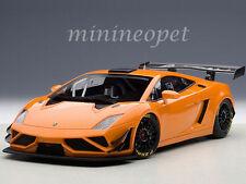 1/18 AUTOart LAMBORGHINI GALLARDO GT3 FL2 2013 orange -Aktion:Vitrine kostenlos!