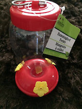 NEW GREAT RED HUMMINGBIRD FEEDER WELL MADE ~GOOD PRICE!