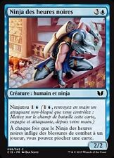 MTG Magic C15 - Ninja of the Deep Hours/Ninja des heures noires, French/VF