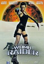 CARA LOFT - WOMB RAIDER / DVD - TOP-ZUSTAND