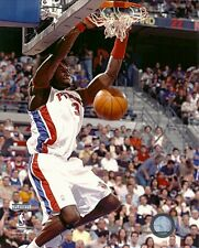 BIG BEN WALLACE 8x10 ACTION PHOTO @The Palace of Auburn Hills DETROIT PISTONS #3