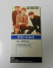 BEATLES Japanese CD SHE LOVES YOU & I'LL GET YOU EMI Odeon Brand New
