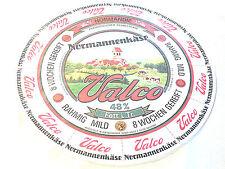 """Très Grande Etiquette de Fromage """" Camembert Valco   32 cm """""""