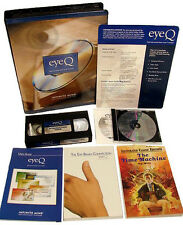 EYEQ Infinite Mind EYE Q SPEED READING IMPROVEMENT BRAIN ENHANCEMENT  MSRP $249