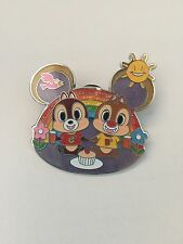 Disney Pin Tic Et Tac Hong Kong Disneyland (Chip And Dale)