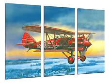 Cuadro Moderno Aviación, Dibujos Aviones Antiguos, Aviones de Guerra, ref. 26452