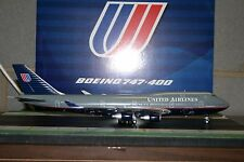 JC Wings 1:200 United Airlines Boeing 747-400 N178UA 'Battleship' (XX2744)