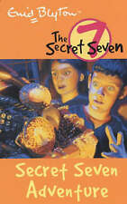 Secret Seven Adventure,GOOD Book