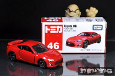 TOMICA 46 TOYOTA 86 (red)