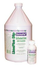 Ringworm, mange,demodex Lime sulfur dip 4oz-1 gallon