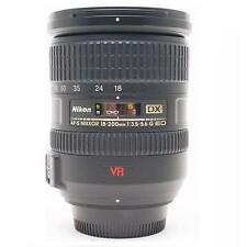 Used Nikon 18-200mm F/3.6-5.6 AF-S DX VR IF ED Lens