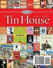 Tin House: Tenth Anniversary Issue-ExLibrary