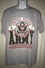 Vintage United States Army – Camp Shelby, MS. T-shirt adult large by ARTEX