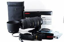 SIGMA APO 120-400mm F4.5-6.3 DG OS HSM for Canon mount freeshipping from Japan