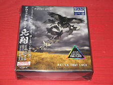 DAVID GILMOUR Rattle That Lock Deluxe Edition  JAPAN Blu-spec CD 2 + BLU RAY BOX