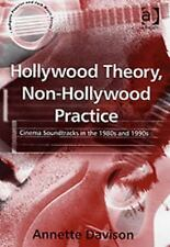 Hollywood Theory, Non-Hollywood Practice: Cinema Soundtracks in the 19-ExLibrary