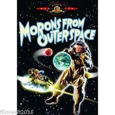 Morons from Outer Space (NEU&OVP) Die irre Bruchlandung außerirdischer Besucher