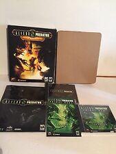 PC Game ALIENS VS PREDATOR 2 GOLD EDITION (PC) BIG BOX
