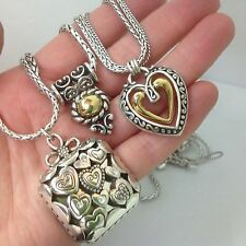 """3 BRIGHTON NECKLACES """"GREAT DEAL"""" """"GREAT CONDITION"""" HOLIDAY SPECIAL ��"""