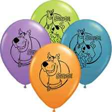 SCOOBY DOO latex balloons perfect for your birthday party- FREE SHIPPING