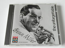 Glenn Miller - The Unforgettable (CD Album) Used Very Good