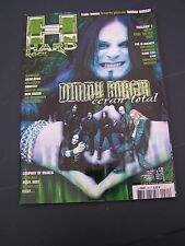 Hard Rock 2002 80 DIMMU BORGIR WASP ROSE TATOO ROB ZOMBIE ECHOBRAIN UNLEASHED GR