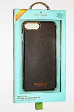 """Kate Spade New York Wrap Case for iPhone 7 Plus / 6S Plus (5.5"""") - Black/Gold"""