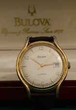 Orologio Bulova Automatico con fondello trasparente