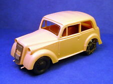 Minor 1/35 Opel Olympia Winter 1937 Photo-Etched Set for Bronco kit (6 parts)
