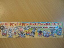 **   BPZ  **  Die Happy Hippo Hollywood Stars