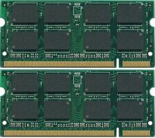 New! 4GB 2X 2GB IBM ThinkPad X61 Memory DDR2 SODIMM