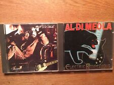 Al di Meola [ 2 CD Alben ] Electric Rendezvous + Scenario