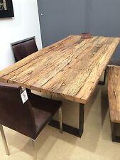 Esstisch Tisch Thar 220 x100cm Altholz Massiv Sit NEU