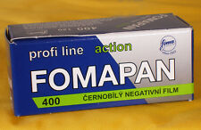 FOMA Pan 400  135/36  1 Film Mittelformat 120