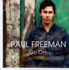 (DZ987) Paul Freeman, Go On - 2012 DJ CD