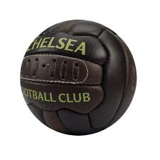 Chelsea FC in pelle stile retrò vintage Heritage Football Taglia 1 Mini Ball