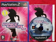 DANCE UK ORIGINAL BLACK LABEL SONY PLAYSTATION 2 PS2 PAL